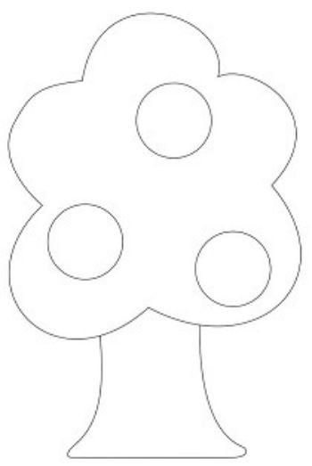 Трафарет для цветного песка ДеревоКартины из песка<br>Трехслойная картонная основа с вырезанным лазером трафаретом для рисования песком.Формат А6.<br><br>Год: 2017<br>Высота: 150<br>Ширина: 105<br>Толщина: 1
