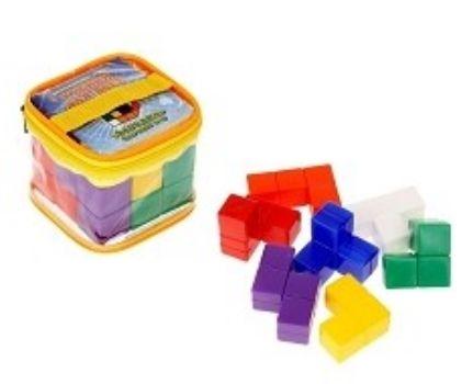 Развивающая игра Загадка. Кубики для всехИгры и игрушки<br>Загадка - это развивающая игра для малышей от 3-х лет, направленное на развитие у детей пространственного и образного мышления, логики, воображения и зрительной памяти. Играя, кроха сам познает закономерности сочетания различных элементов орнамента по р...<br><br>Год: 2017<br>Высота: 95<br>Ширина: 105<br>Толщина: 105