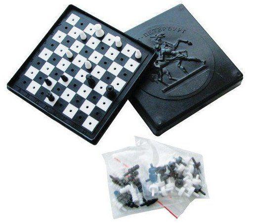 Игровой набор Шахматы и шашки