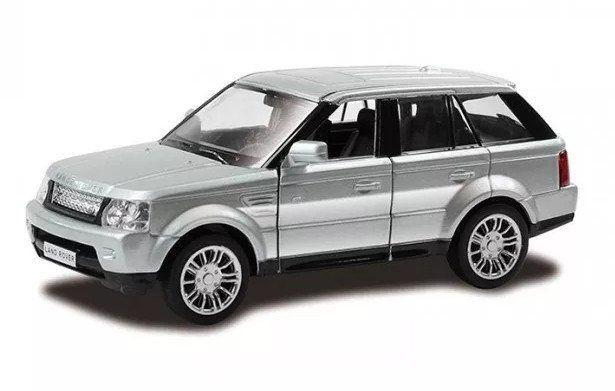 Коллекционная игровая модель мини Land Rover Range Rover Sport, миксМашинки<br>Игрушка предназначена для детей старше 3-х лет.Машинки представлены в ассортименте. Выбор конкретных цветов и моделей не предоставляется.Материал: металл, пластмасса.<br><br>Год: 2018<br>Высота: 30<br>Ширина: 70<br>Толщина: 30