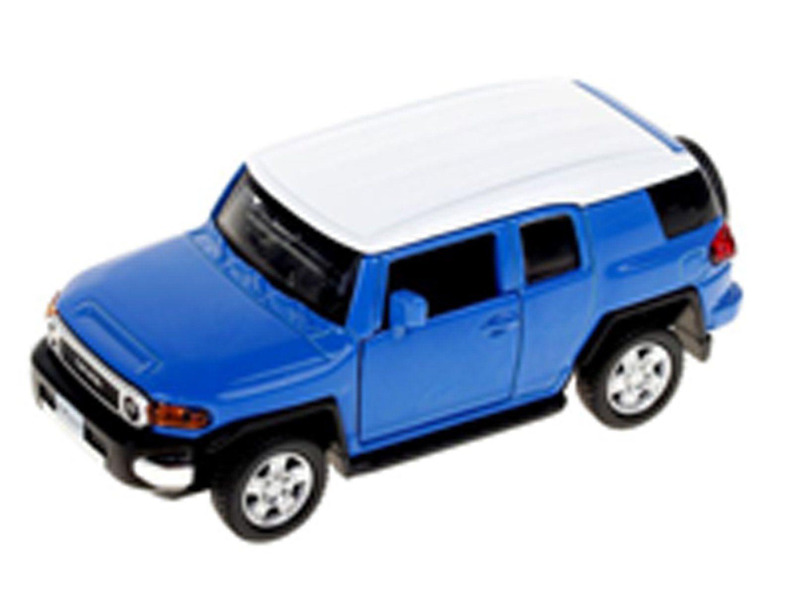 Коллекционная игровая модель Toyota FJ Cruiser, миксМашинки<br>Игрушка предназначена для детей старше 3-х лет.Машинки представлены в ассортименте. Выбор конкретных цветов и моделей не предоставляется.Материал: металл, пластмасса.<br><br>Год: 2018<br>Высота: 50<br>Ширина: 110<br>Толщина: 35
