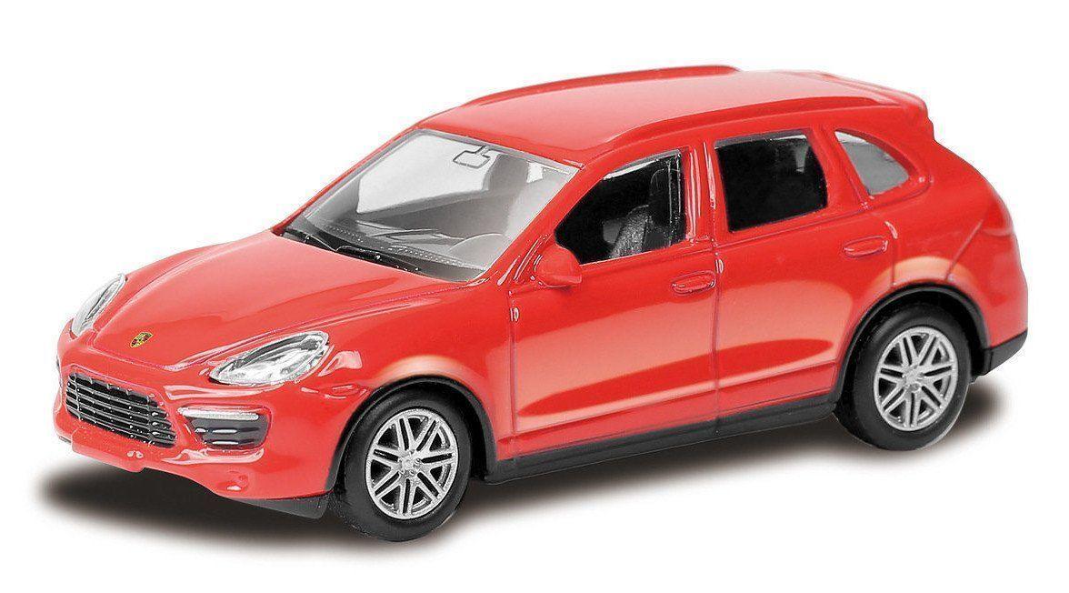 """Коллекционная игровая модель """"Porsche Cayenne S"""", микс"""