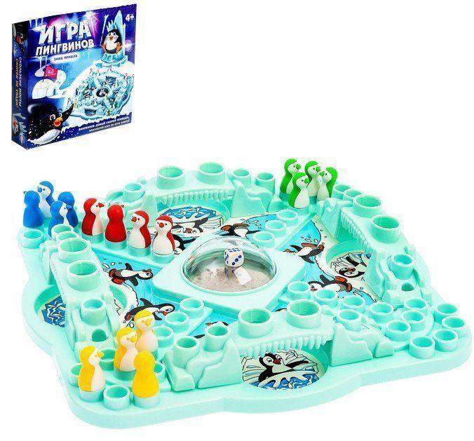 Игра настольная пингвинов