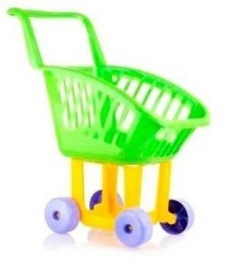 Тележка детская для супермаркета, микс