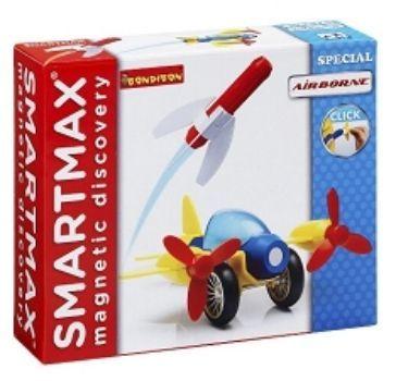 """Конструктор магнитный SmartMax """"Полет"""", специальный набор"""