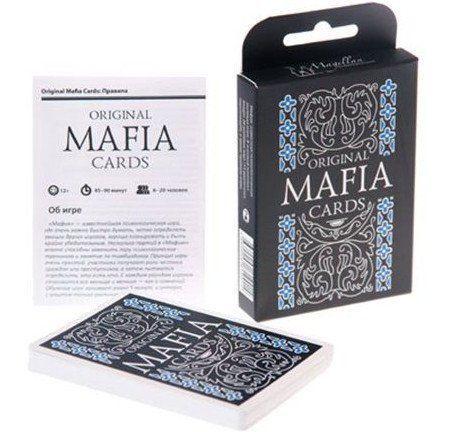 """Игра настольная """"Мафия"""" Magellan"""