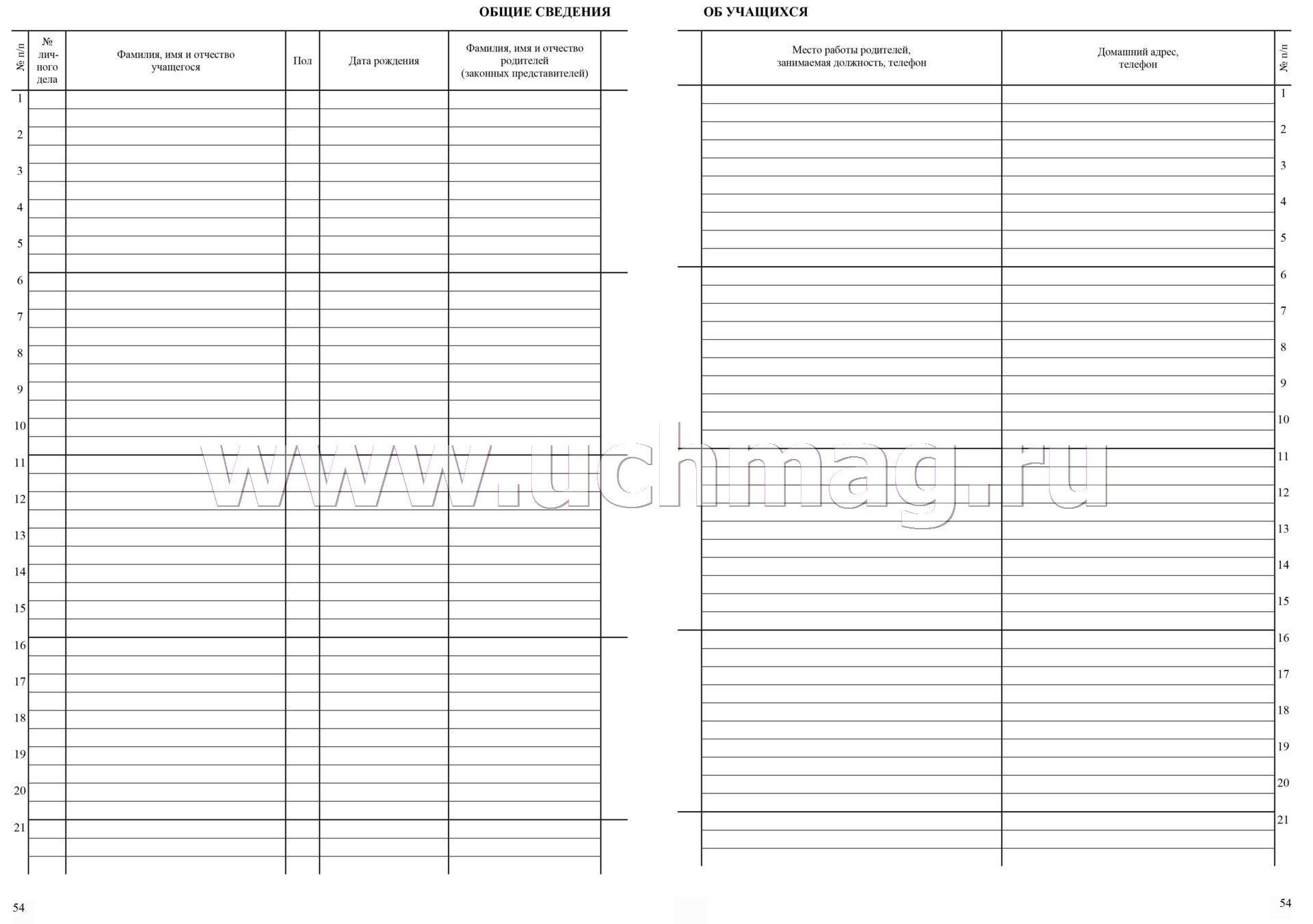Страницы распечатать школьный дневник Бланк Школьного